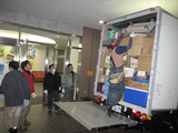 KIST Helping Out In Tohoku