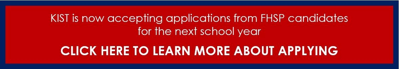 Future Horizons Scholarship Program  